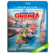 Sherlock Gnomes (2018) BRRip 1080p Audio Dual Latino-Ingles
