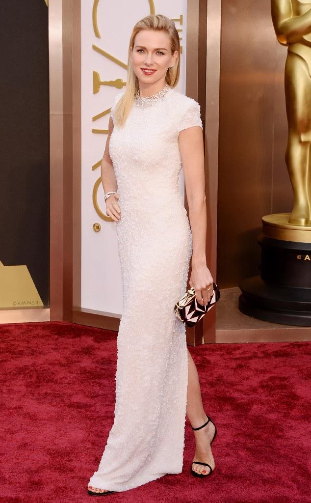 Oscars, Naomi Watts, Calvin Klein