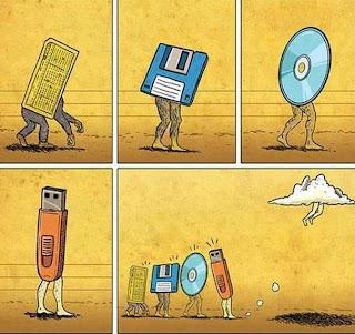 The Evolution of Data Storage