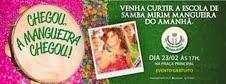 Shopping Grande Rio veste as cores verde e rosa e recebe a Mangueira neste Carnaval