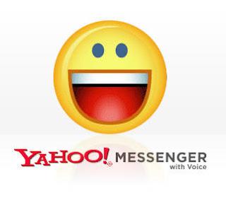Yahoo messenger icon, chat yahoo