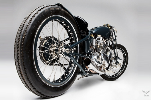 Falcon motorcycles Kestrel