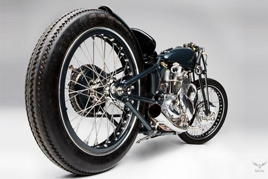 Falcon motorcycles Kestrel