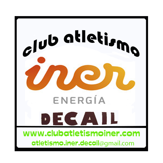 Club atletismo Iner Decail