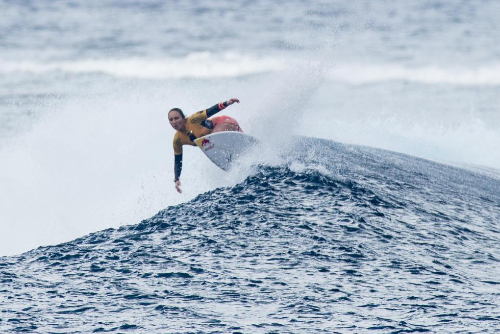 7 Carissa Moore Fiji Womens Pro Fotos WSL  Stephen Robertson