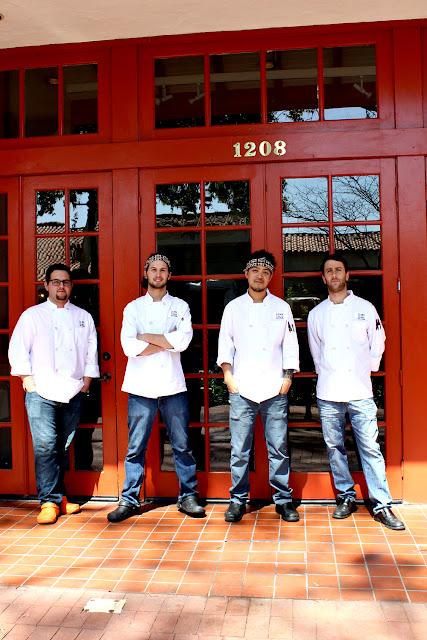 sama sama test kitchen - chefs
