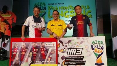 Indosat Rilis Program Gratis 8 Jam Nelpon, SMS, dan Internetan