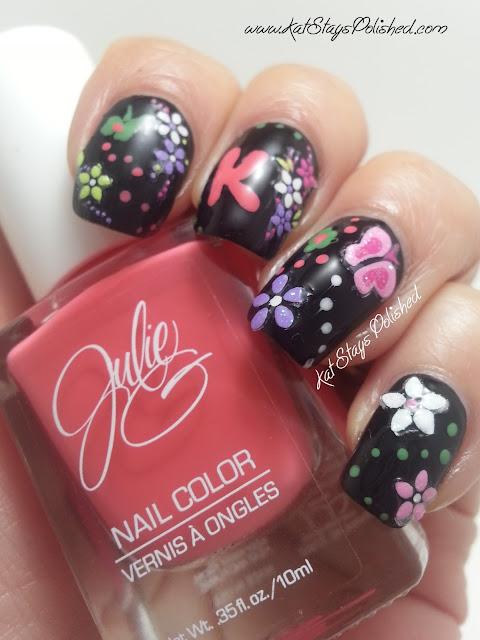 Joby Nail Art | JulieG Julie's Fave
