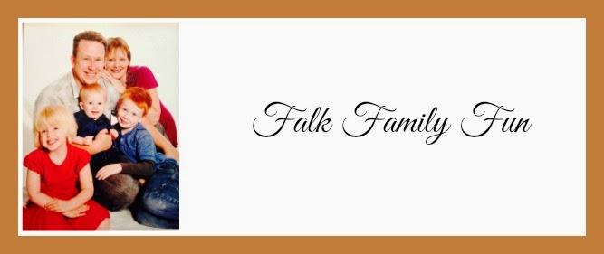 Falk Family Fun!
