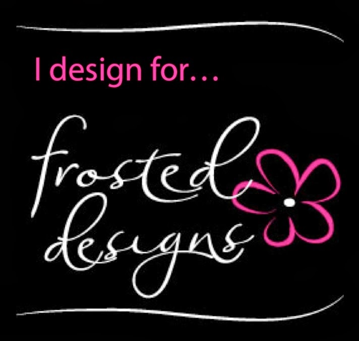 Designing for Frosted Designs since 2012