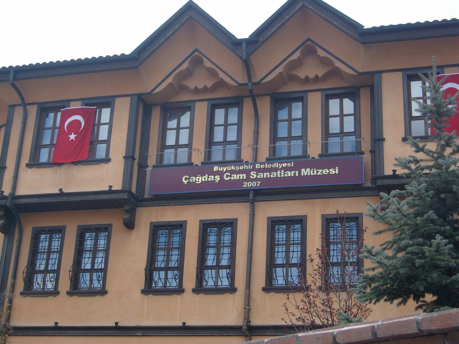 gülbahçem: Eskişehir Gezi - 1