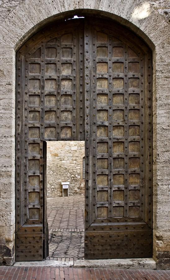 Surely sarah november 2011 for Big door design