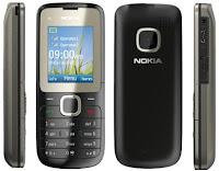 Nokia+C2 00+Dual+SIM Harga HP Nokia Dual SIM Murah