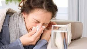 tanda-tanda terserang flu