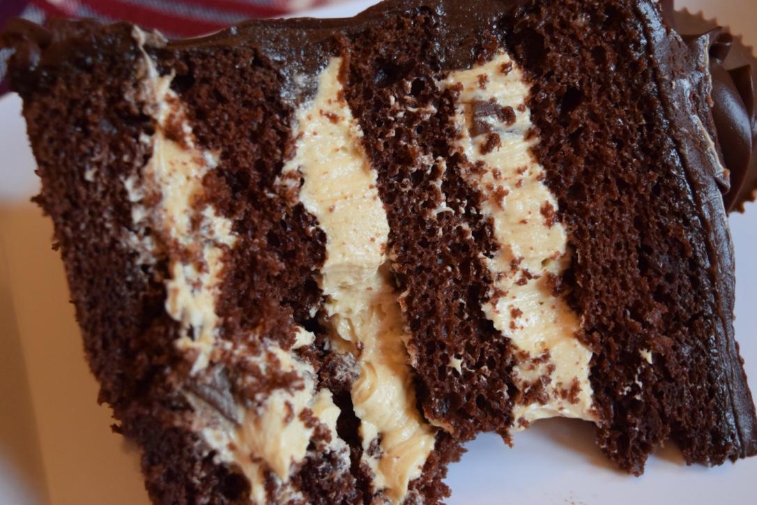 Cream fillings for chocolate cake