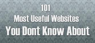 A Collection of 100 Plus Useful Websites