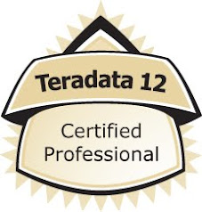 Teradata 12 certified professional