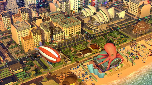 Sim City Build It Android