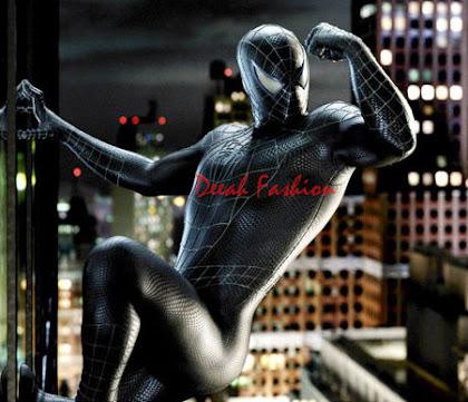 Kostum Unik Ala Spiderman Terbaru