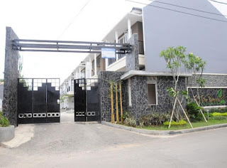 Perumahan one cabe residence 1
