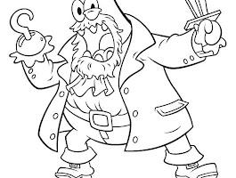 Spongebob And Patrick Coloring Book Page