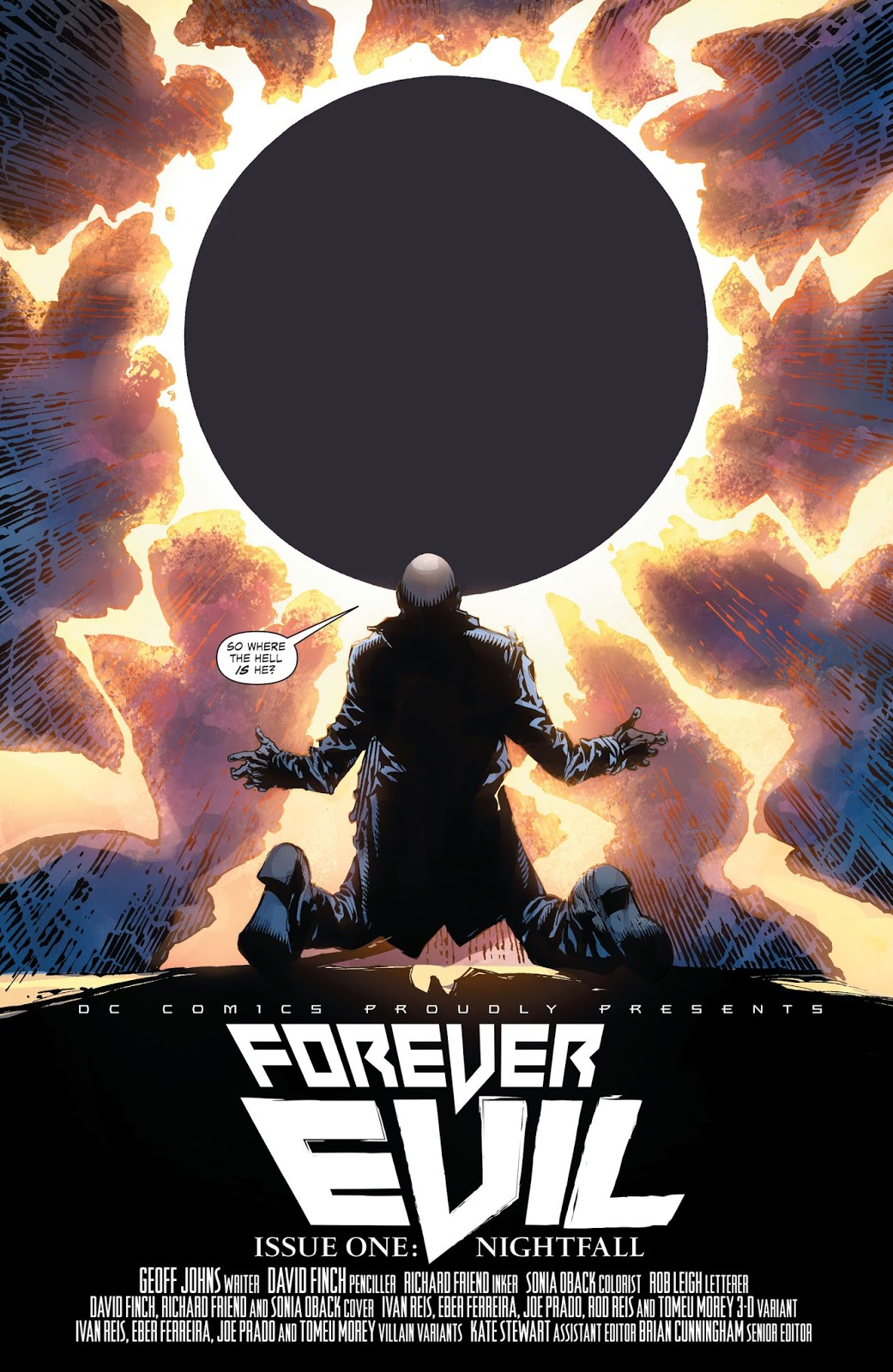 Rese  241 a   quot Forever Evil quot   1Ultraman Forever Evil
