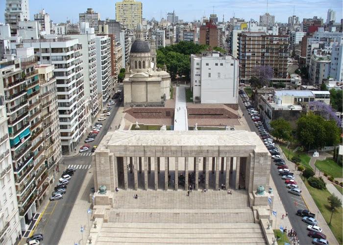 Monumento a la Bandera - Rosario - Santa Fe