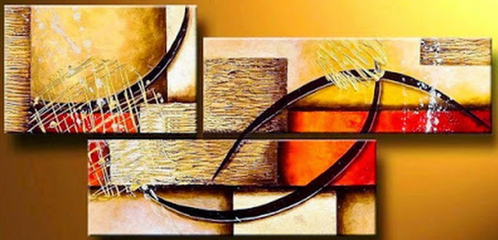 Cuadros modernos pinturas y dibujos cuadros en oleo for Fotos de cuadros abstractos al oleo
