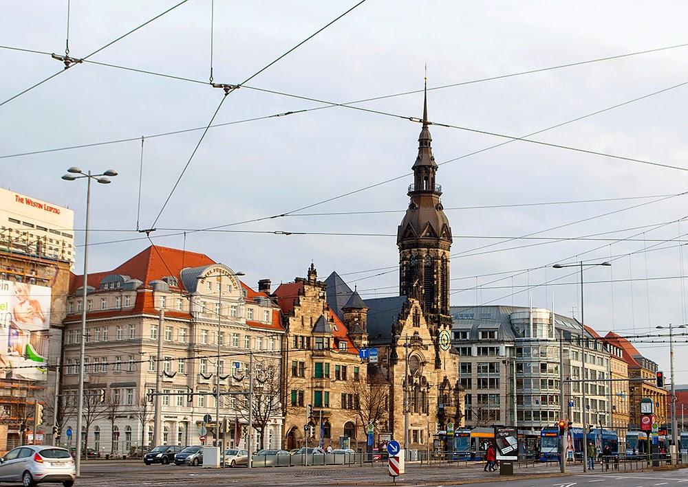 Leipzig Streets