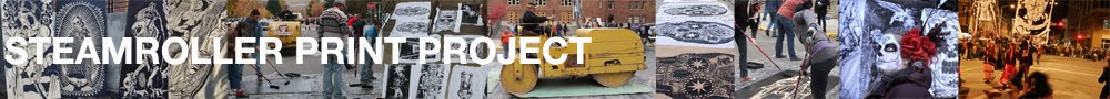 STEAMROLLER PRINT PROJECT
