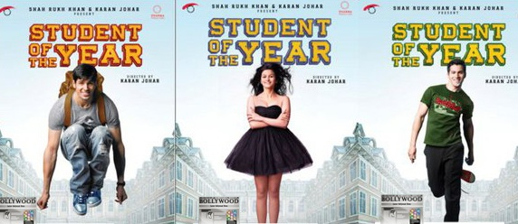 All Mp3 Song - Student of the Year - Hindi Movie (2012)
