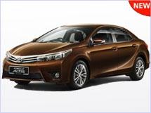 Giá xe Toyota Altis khuyến mãi tại Tphcm