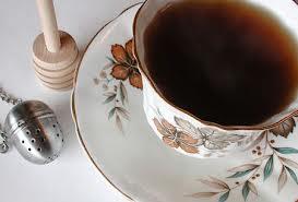 Tinte natural con té negro