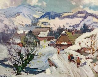 """Мистецька збірка"""" - Winter Show"""