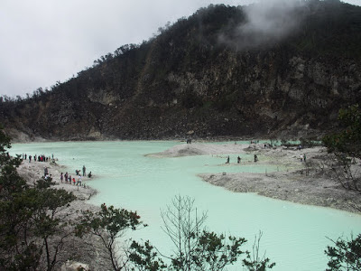 Mengenal Sejarah Wisata Alam Kawah Putih di Bandung
