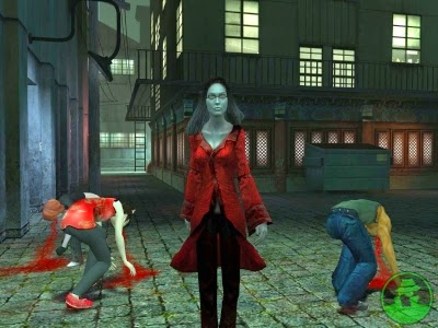 Vampire The Masquerade PC game crack Download