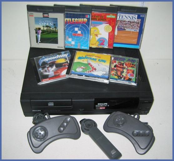 Os piores consoles que foram verdadeiros fracassos na história Philips-cdi-console