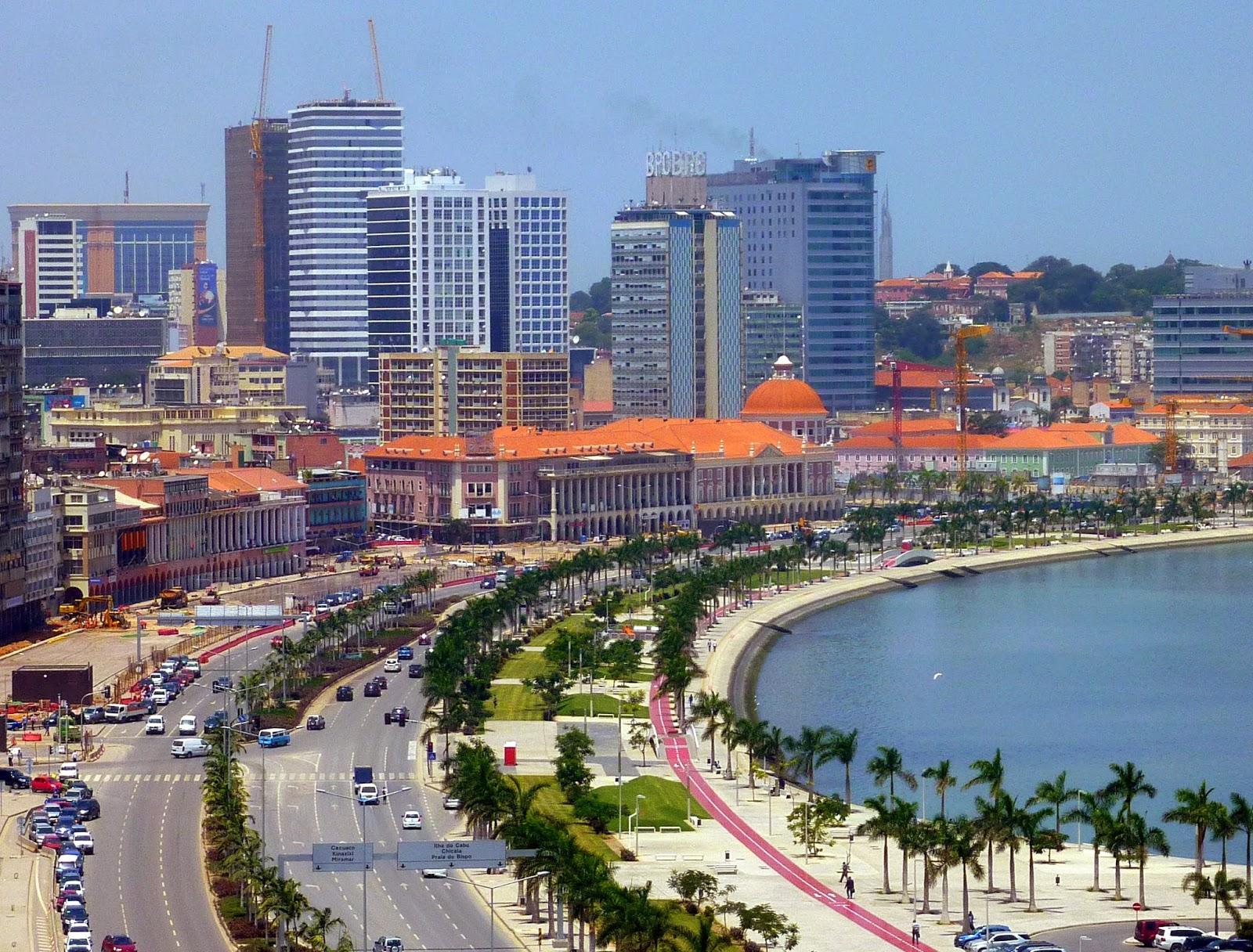 Photos Ville De Luanda