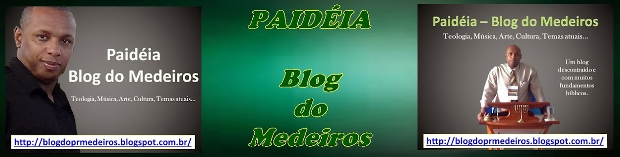 Paidéia - Blog do Medeiros