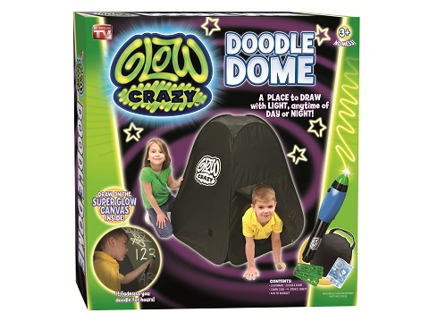Glow Crazy Doodle Dome Giveaway