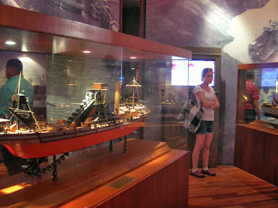 Museo Centro de Visitantes, Canal de Panamá, round the world, La vuelta al mundo de Asun y Ricardo, mundoporlibre.com