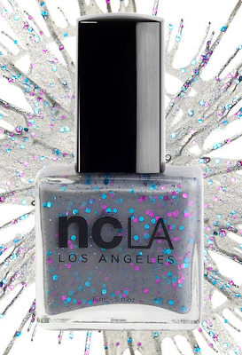 NCLA, NCLA nail polish, NCLA Malibu Beach Babe, manicure, nail, nails, nail polish, polish, lacquer, nail lacquer, varnish, nail varnish, NCLA Rock Solid, NCLA Sugar Fix