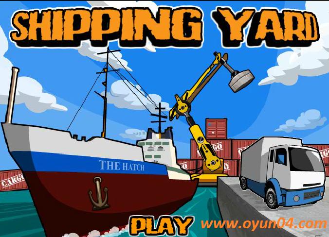 Gemi Yükleme Oyunu