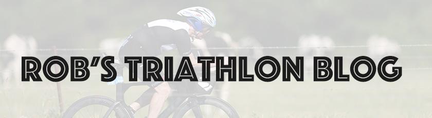 Rob's Triathlon Blog