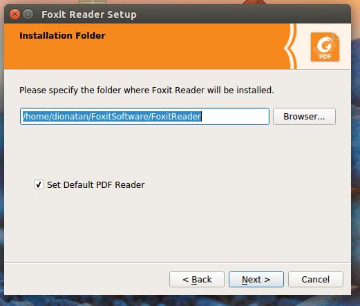 Como instalar o leitor de PDFs Foxit Reader no Linux - Diolinux - Open Source, Ubuntu, Android e ...