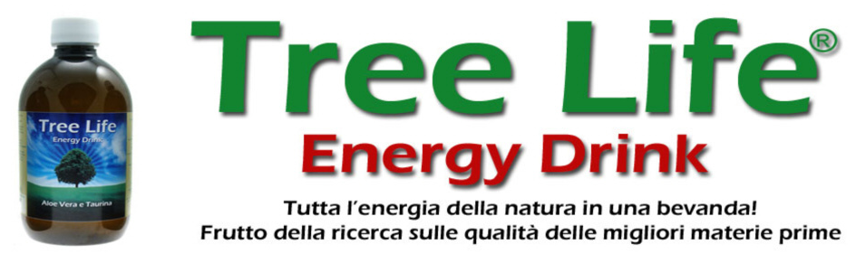 """ TREE LIFE ENERGY DRINKS """