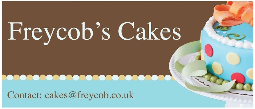 Freycob&#39;s Cakes, Bakes &amp; Recipes