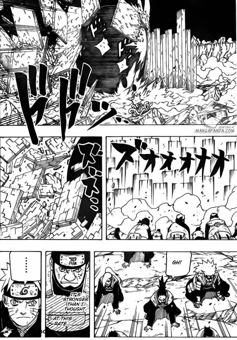 16, Naruto chapter 630   NarutoSub