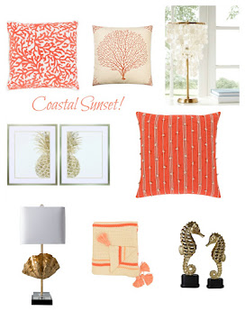 Trending - Coral Sunset