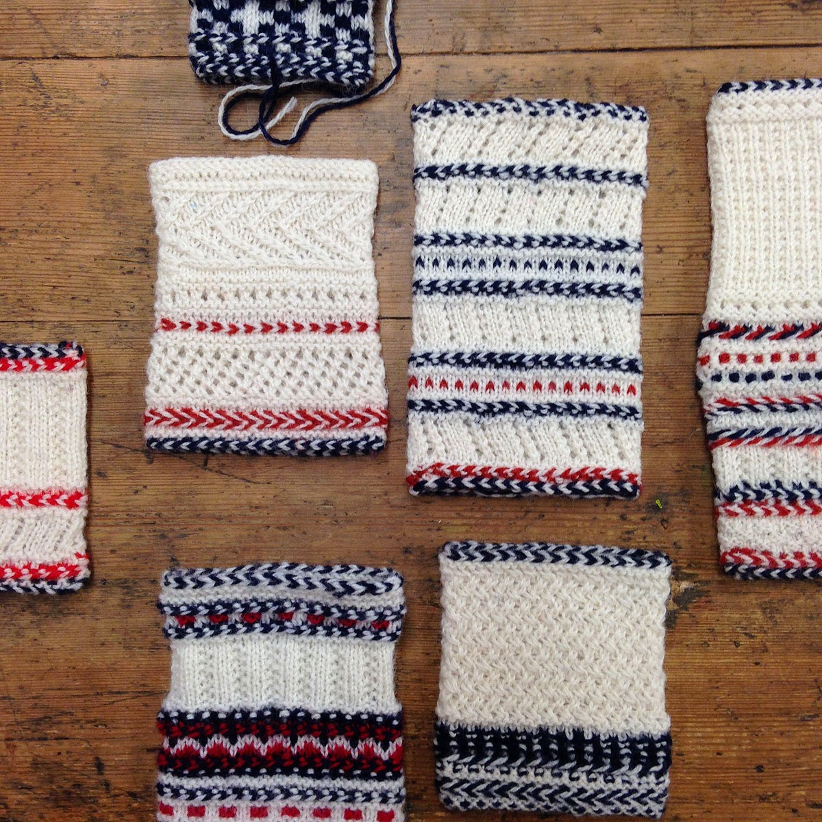 Estonian Adventures Part 6: Craft Camp! Estonian Knitting – Fancy ...